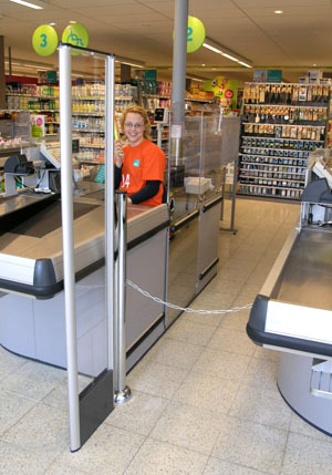 Portique antivol : des gérants de magasin témoignent